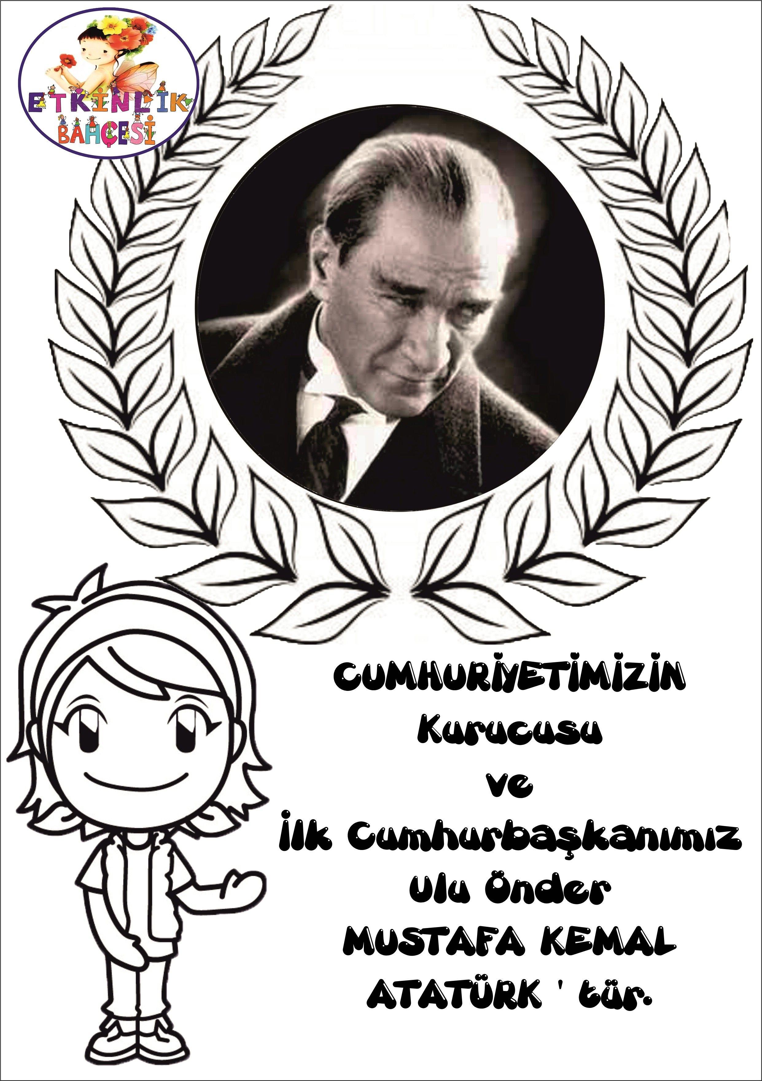 29 Ekim Cumhuriyet Bayrami Egitim Faaliyetleri Egitim Faaliyetler