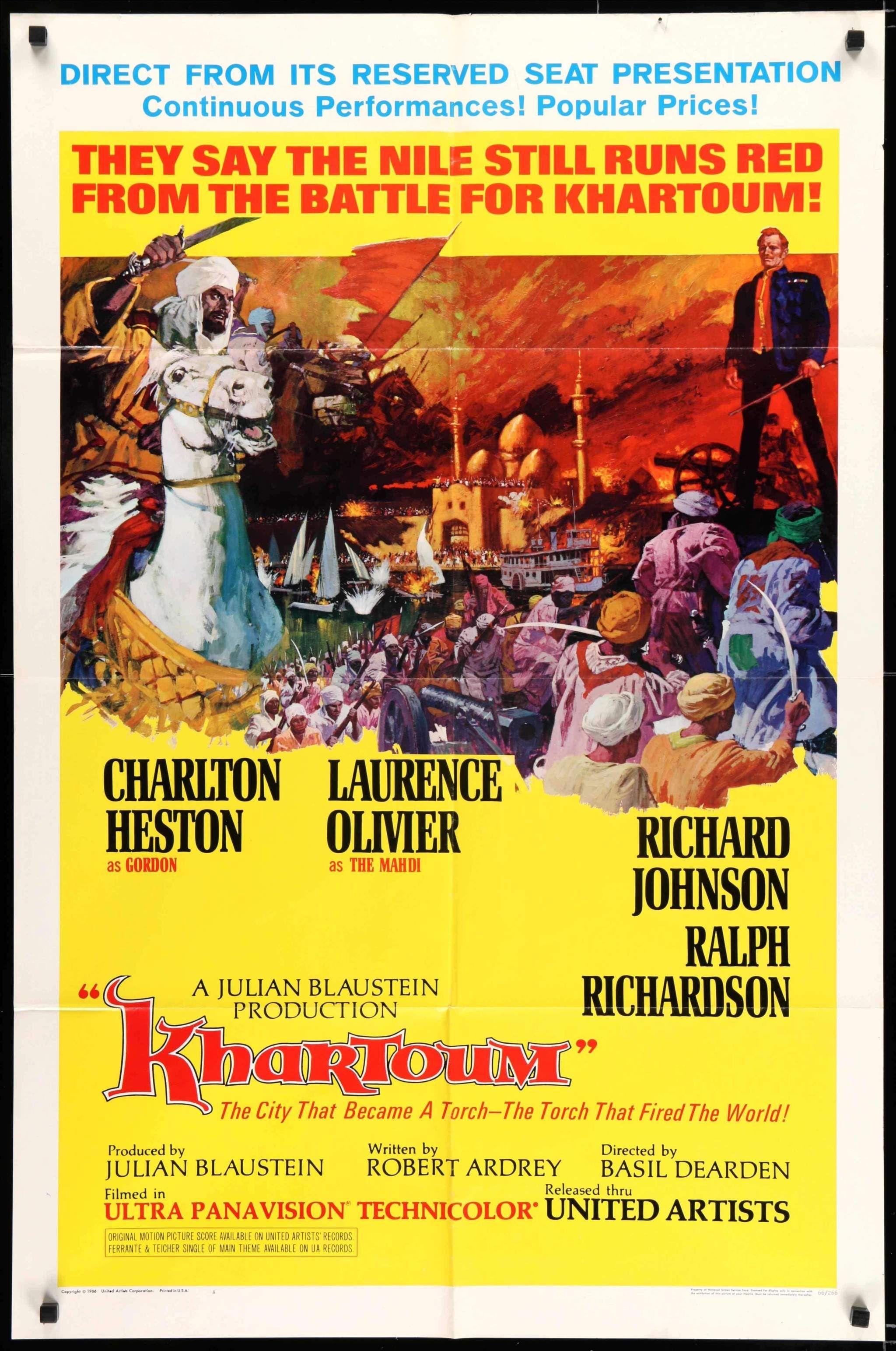 The 25 best khartoum film ideas on pinterest yul brynner kirk douglas and gregory peck