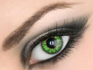 amazoncom colored eye contact lenses gemstone green health personal - Color Contacts Amazon