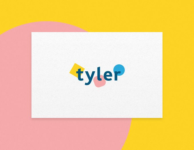 Photo of Tyler Brand Identity