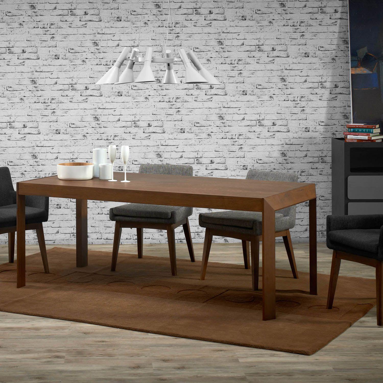 Marco Cocoa Dining Table For 6 | Interiores y Decoración