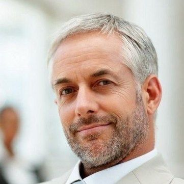 fantastic hairstyles ideas for men with thin hair27  grey