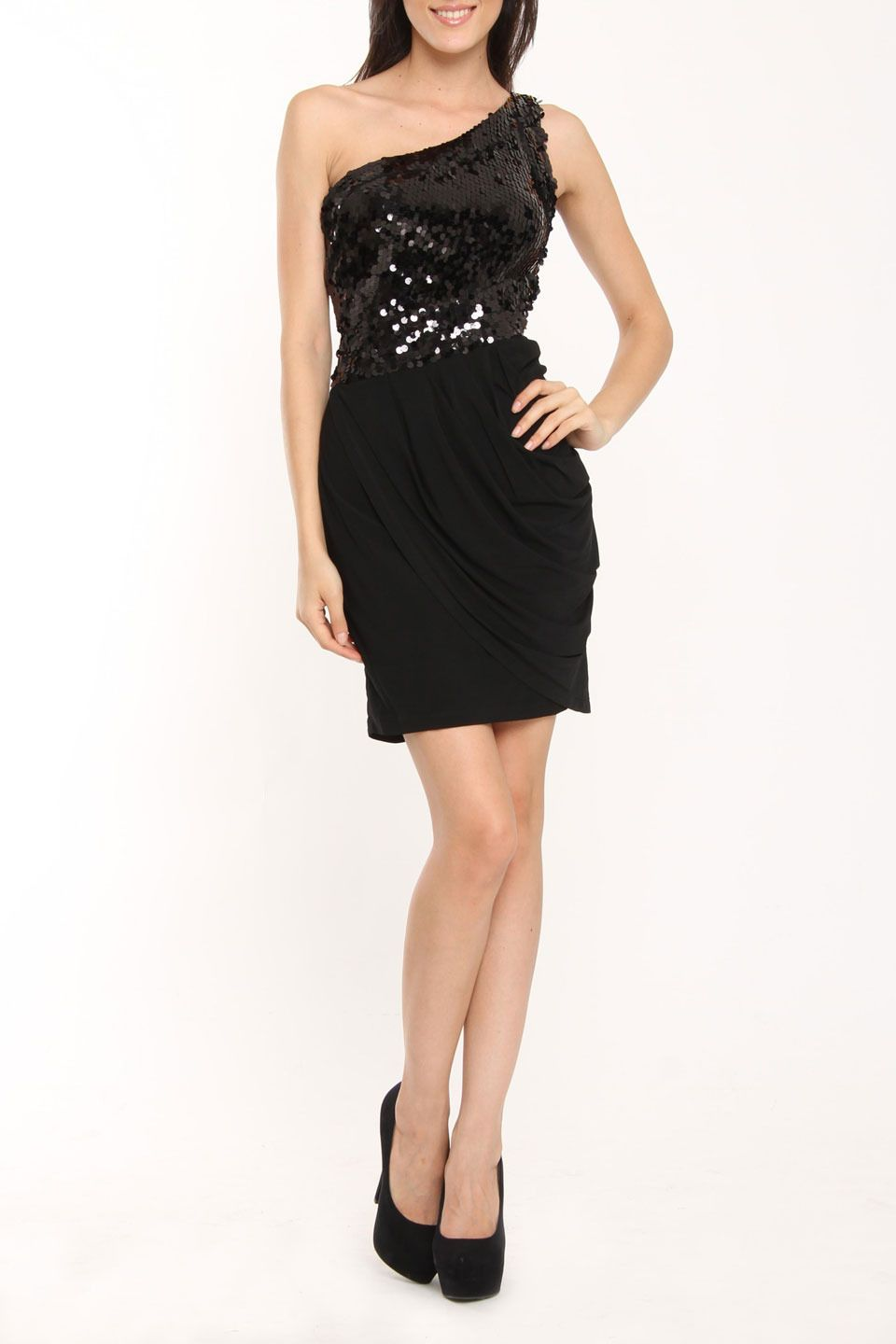 Outfit Issue Ny Short Jersey Sequin Dress In Black Perfection Y Here Is The Tutorial For Skirt