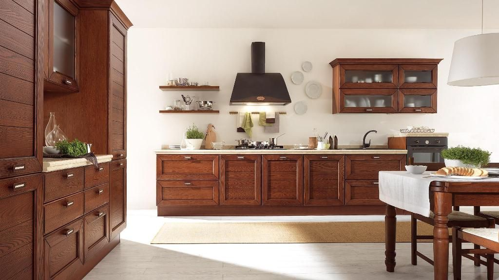 Wood Veneer vs Solid Wood kitchen cabinets. Some of the ...