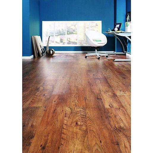 Wickes Rustic Oak Laminate Flooring Want It Pinterest Oak