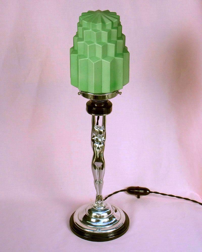 Amazon.com: Antique Brass Table Lamp