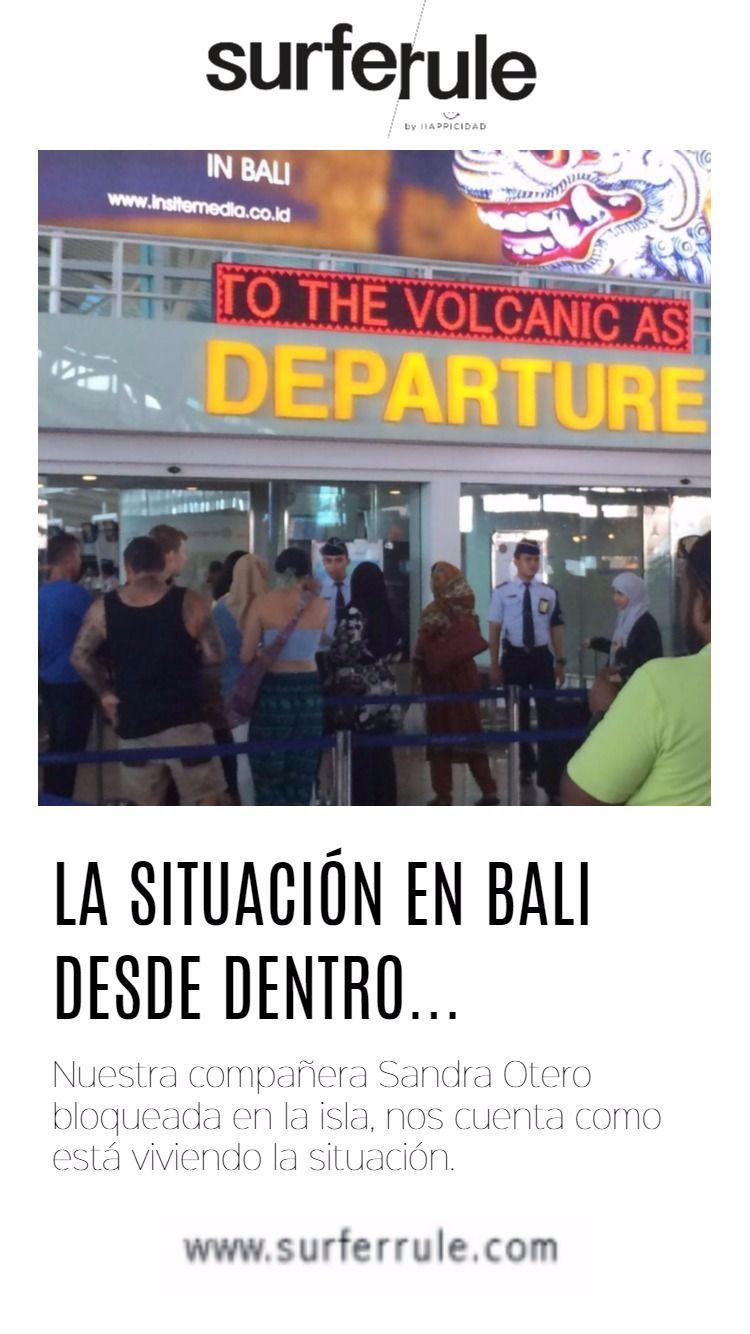 El aeropuerto de la isla reanuda hoy sus vuelos - SURFER RULE | El ...