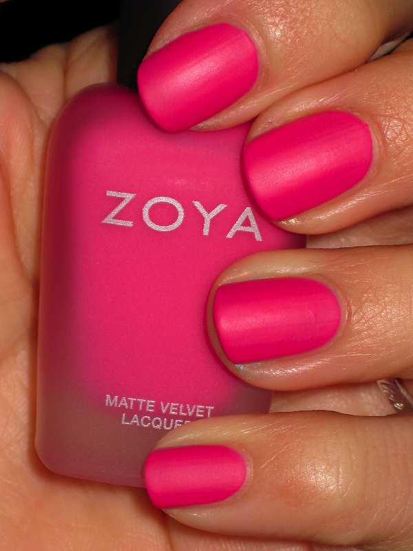 love this matte pink nail polish #nails #FXProm | Nails | Pinterest ...