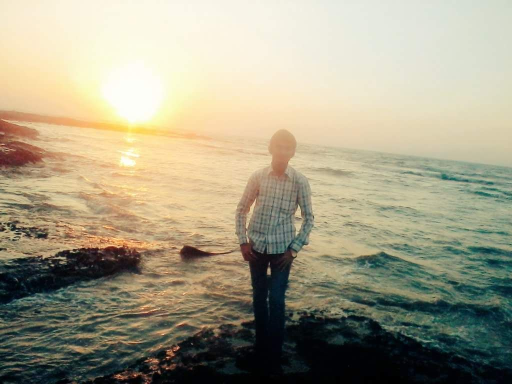 Sunset Pdp Park Mumbai Naresh Choudhary Naresh Nimbau