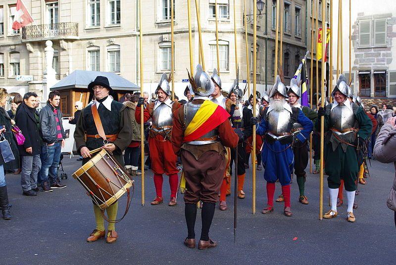 File Lanciers Compagnie De 1602 1 Jpg Wikimedia Commons Schweiz
