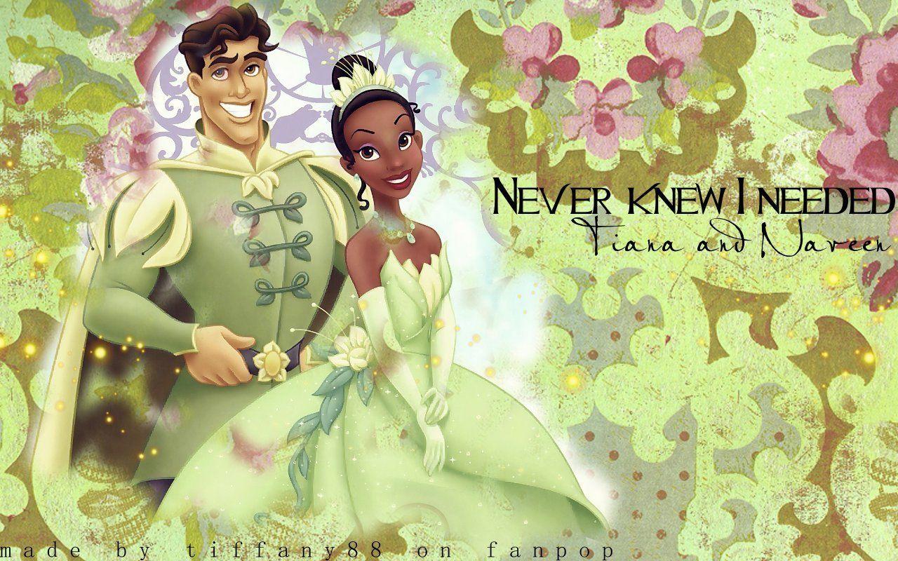 The Princess And The Frog Disney Princesses And Princes Disney