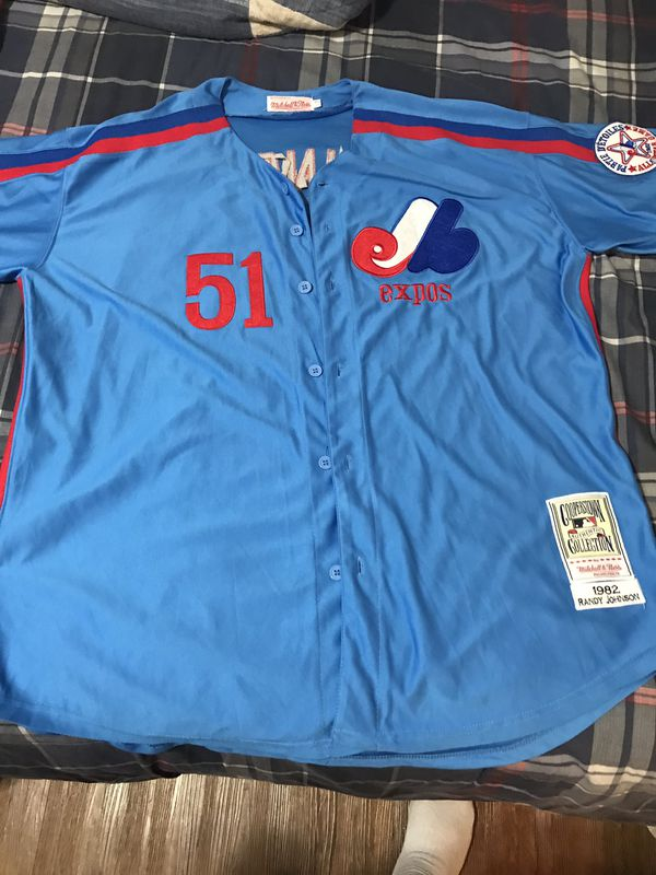 Vintage Montreal Expos Baseball Jersey Xxl For Sale In Winston Salem Nc Expos Baseball Baseball Jerseys Montreal