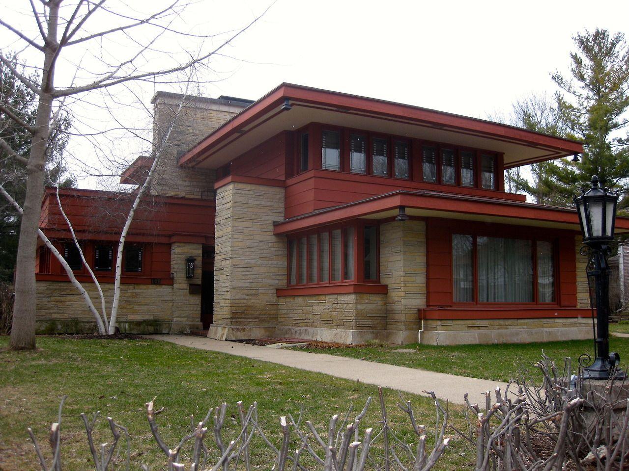 Emil t mueller house 1914 la crosse wisconsin percy