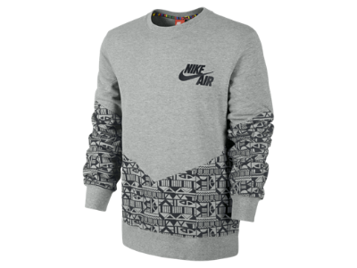 Nike Basketball Pivot Crew Men's Sweatshirt