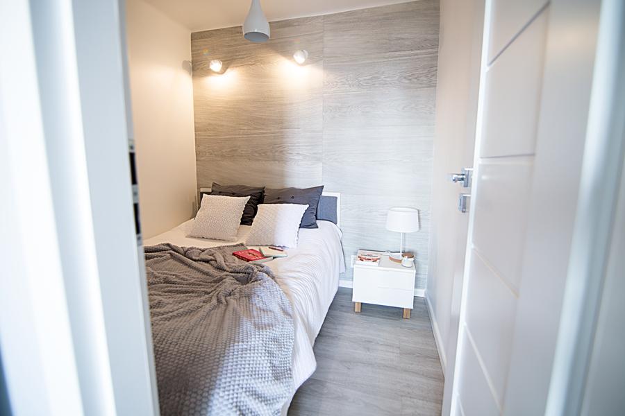 Projekt Mieszkanie 2 Mała Sypialnia Bez Okna