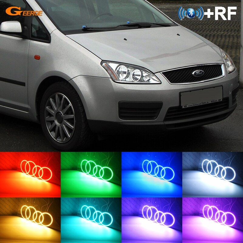Cheap Kit Kits Buy Quality Kit Led Directly From China Kit Ford Suppliers For Ford Focus C Max 2003 2004 2005 2006 2007 Ford Focus Led Angel Eyes Angel Eyes
