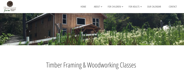 Heartmoor Farm Education Center   Kents Store, Virginia #timberframe  #timberframeworkshop #timberframeclass #