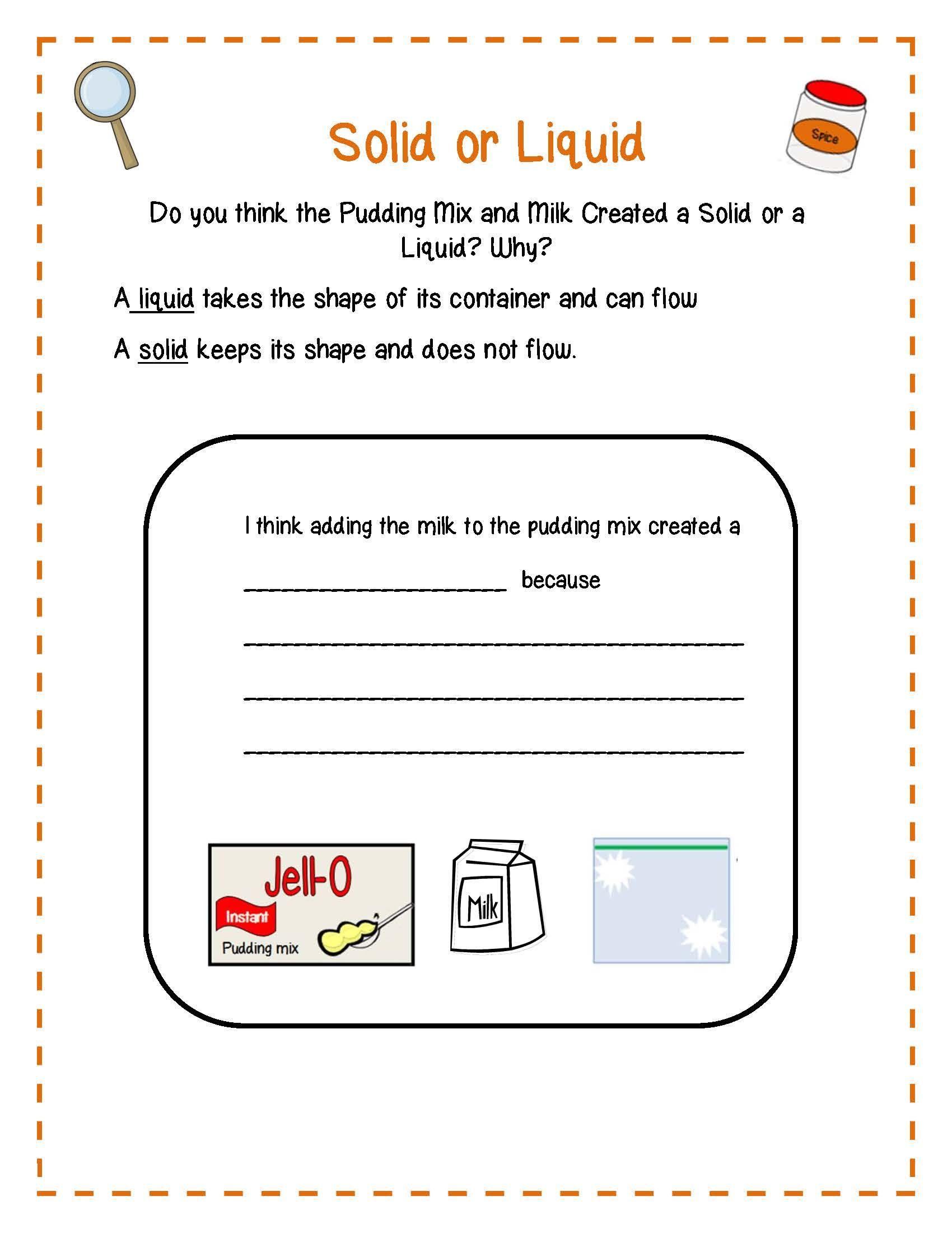 Pumpkin Pie In A Bag Science Literacy Amp Craftivity