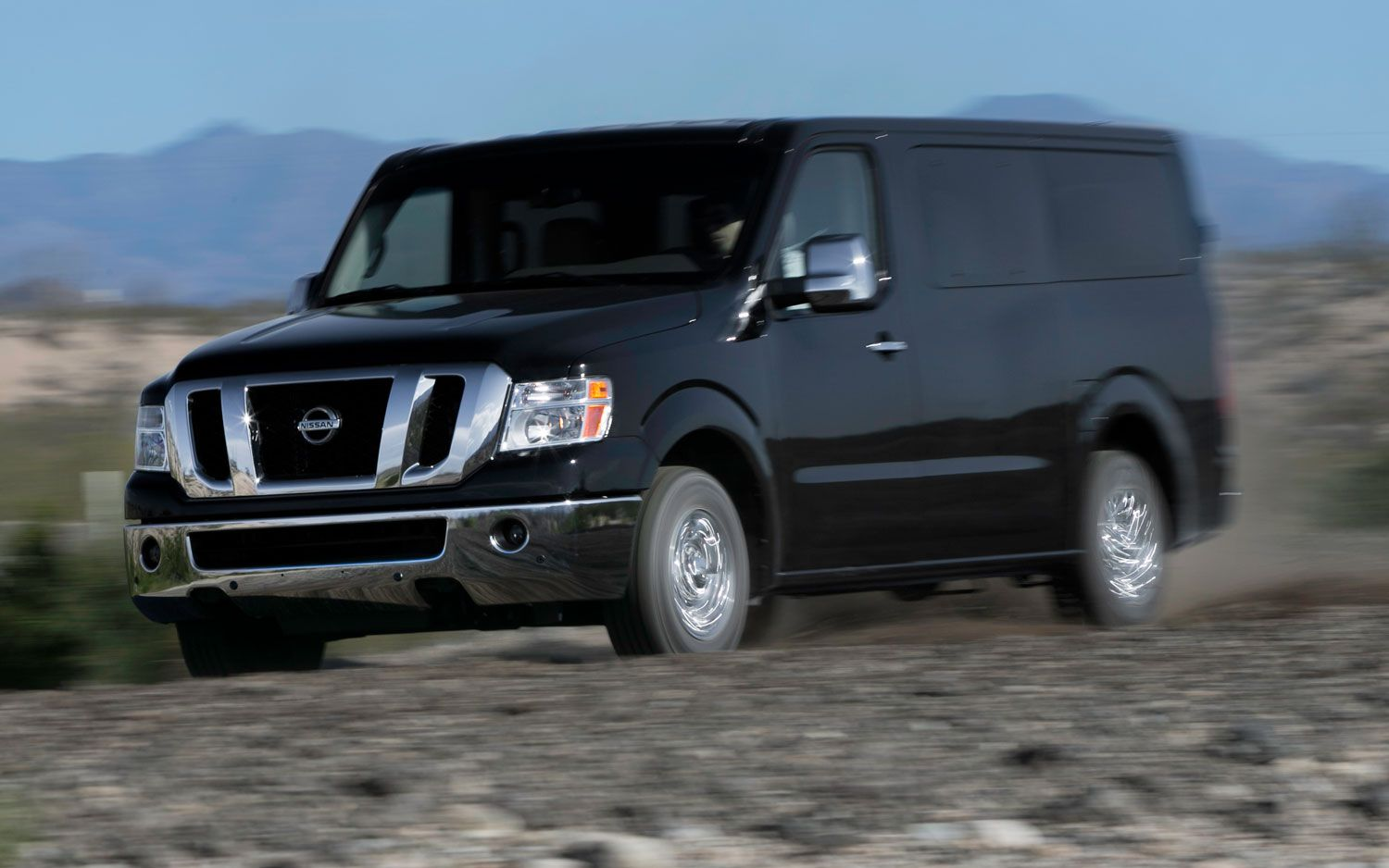 2013 Motor Trend Truck of the Year Contender Nissan