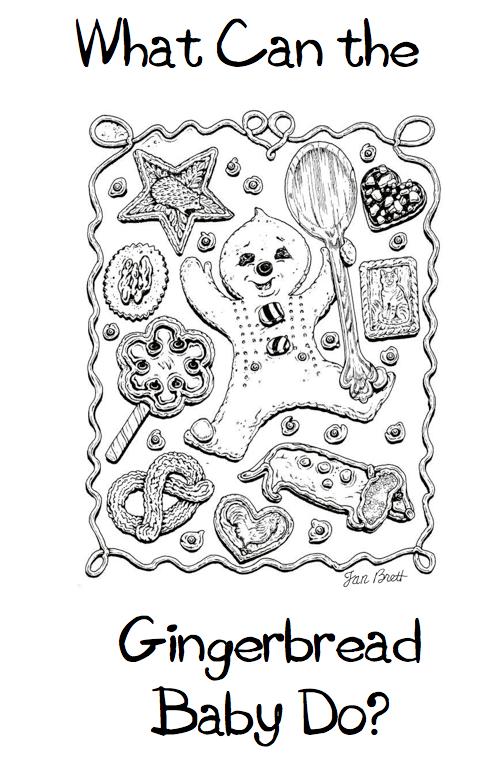 More GingerBread & Xmas FREEbies ! | classroom | Pinterest