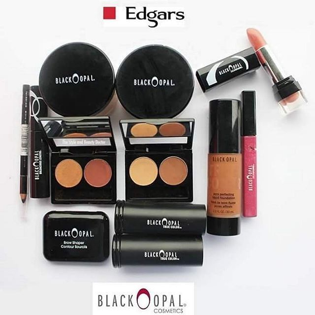 The Black Opal Masters Of Beauty Team Got To Bindura A While Ago So Hurry To Edgars Bindura Today Frida Makeup Brands Cosmetics Brands Designer Makeup Brands