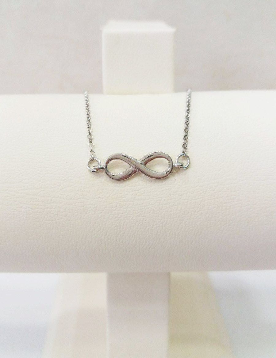 infinity cubic worldwide jewelry free baby symbol necklaces love child pendant eejart zirconia for son mom online moms mother heart necklace family with daughter shopping