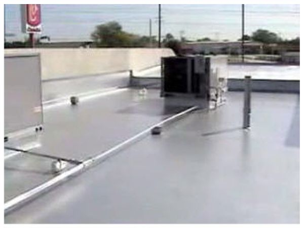 Top Benefits Of Using Liquid Rubber Roofing Roof Repair Roofing Commercial Roofing Systems