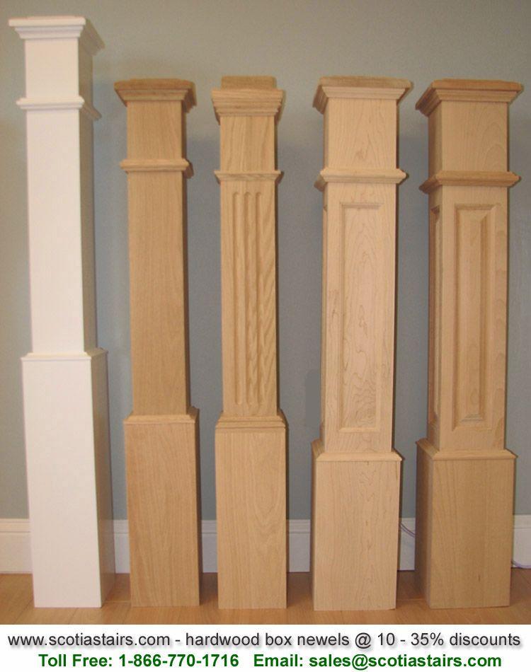 Best Stairwell End Post Door And Trim Pinterest 400 x 300