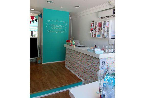 mobiliario para local de ropa de niños Fabrica | Tienda de Ropa ...
