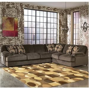 3 Piece Sectional Oversized Sectional Sofa Furniture Ashley Furniture