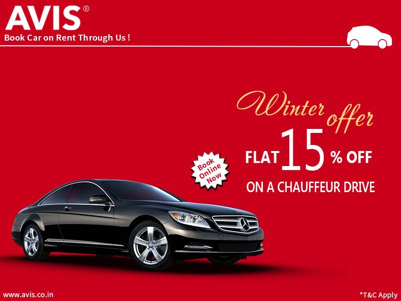 Avis India Known For Tailor Made Solutions For Luxury Car Rental Service Which Provide Chauffeur Drive And Self Car Rental Service Car Rental Luxury Car Rental