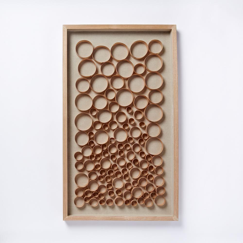Nature of wood wall art light wood anita negrete pinterest