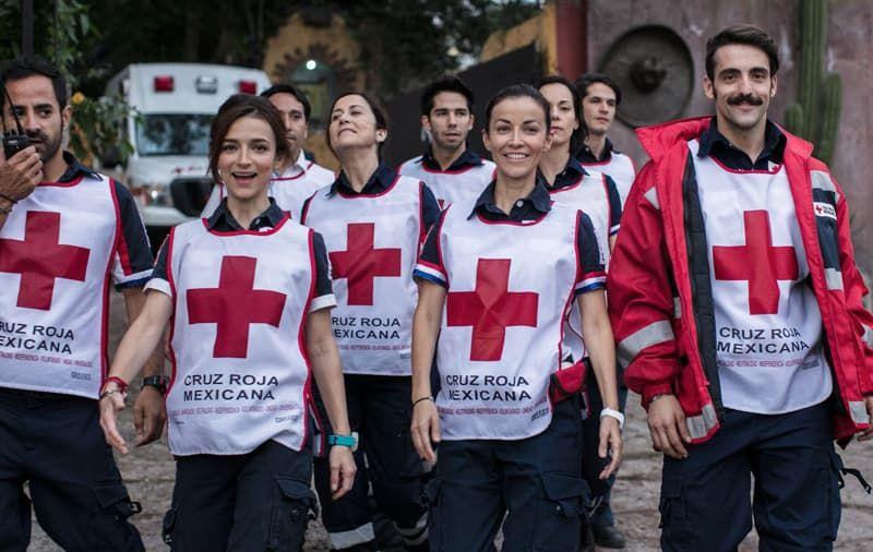 Canal Once presenta la tercera temporada de la serie 'Paramédicos