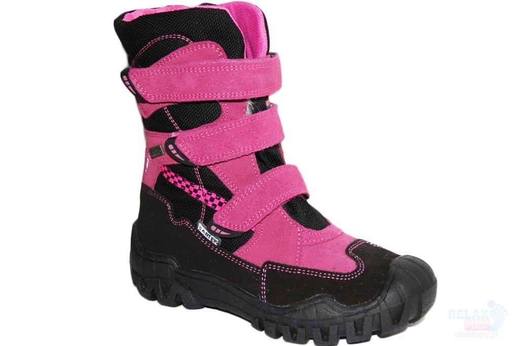 Trzewiki Zimowe Bartek W 54646 25j Boots Shoes Winter Boot