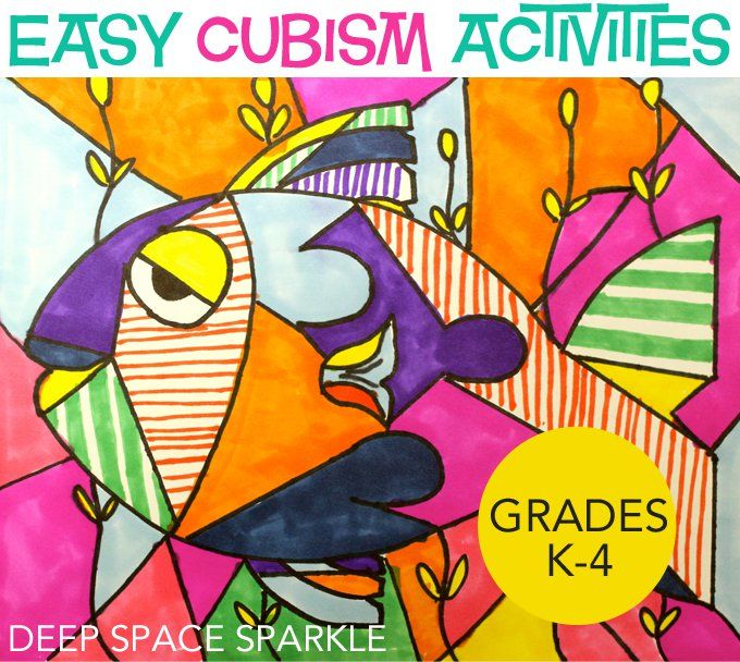 Art Projects Cubism