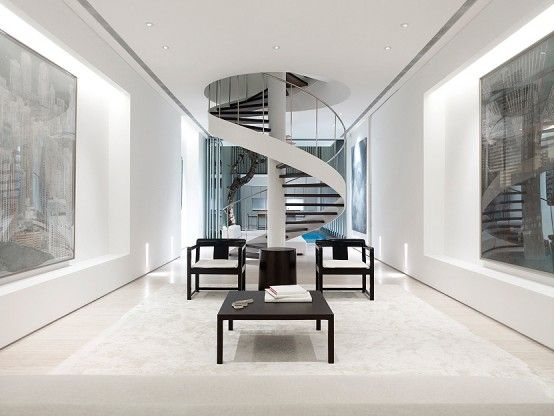 10 Amazing Spiral Staircase Designs For Luxury Life Staircase