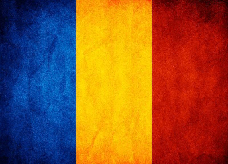 The Romanian Flag Which Is Composed Of The Three Primary Colours It Shows The Unity Of The Previous Three Princi Romania Flag Romanian Flag Flags Of The World
