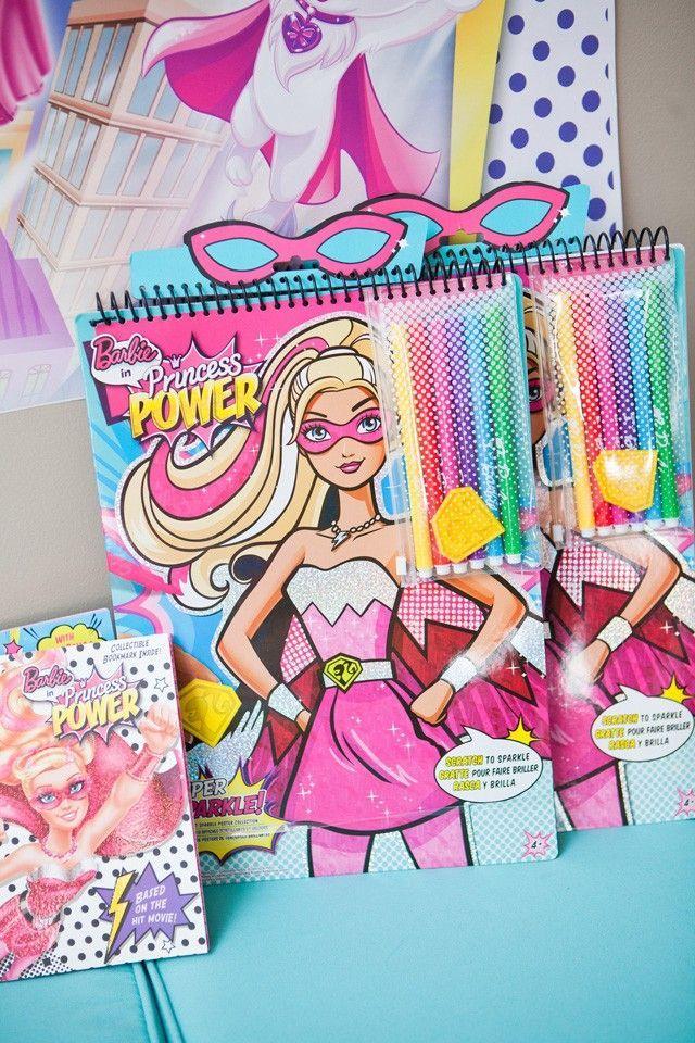 Cumple de barbie super princesa
