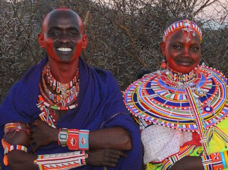 Image result for Maasai wedding culture