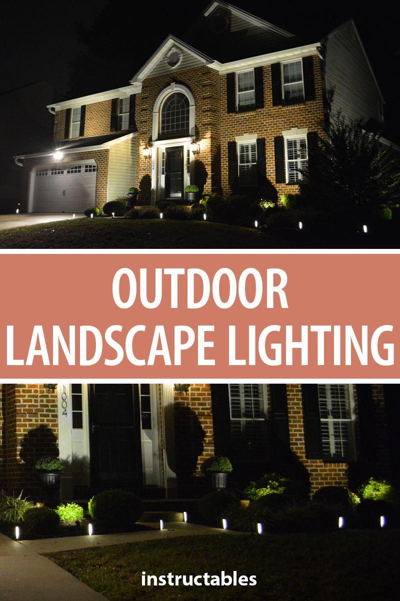 Diy Outdoor Landscape Lighting Outdoor Landscape Lighting Landscape Lighting Outdoor Landscaping