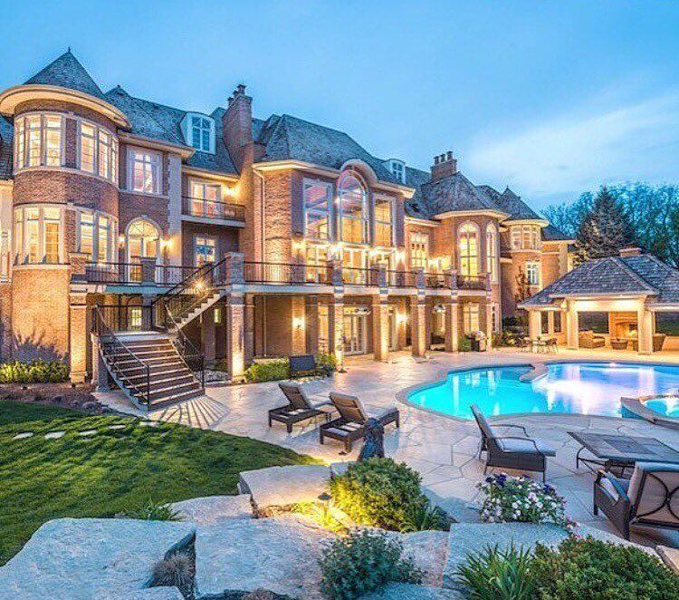 See this instagram photo by ig mansions 1 197 likes - Mansiones de ensueno ...