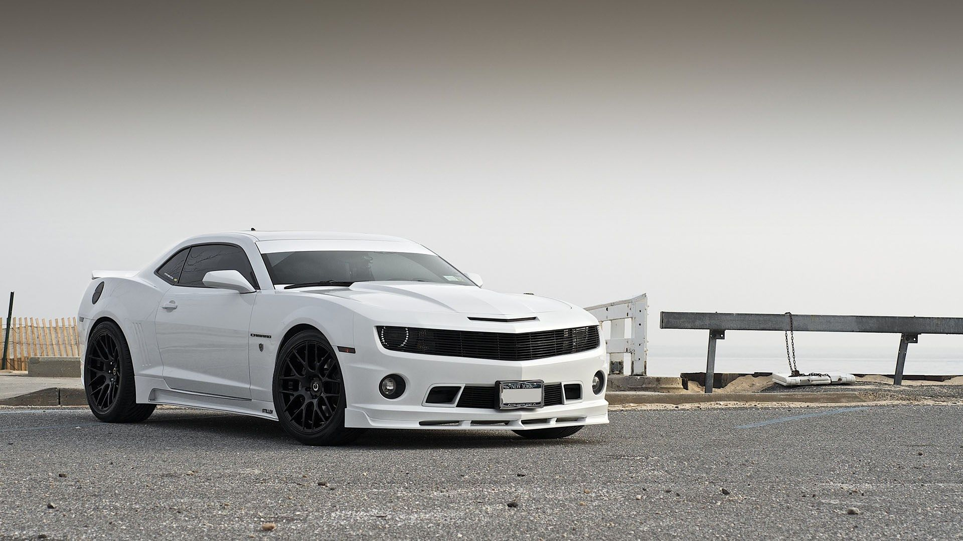 Hd Chevrolet Camaro Wallpaper