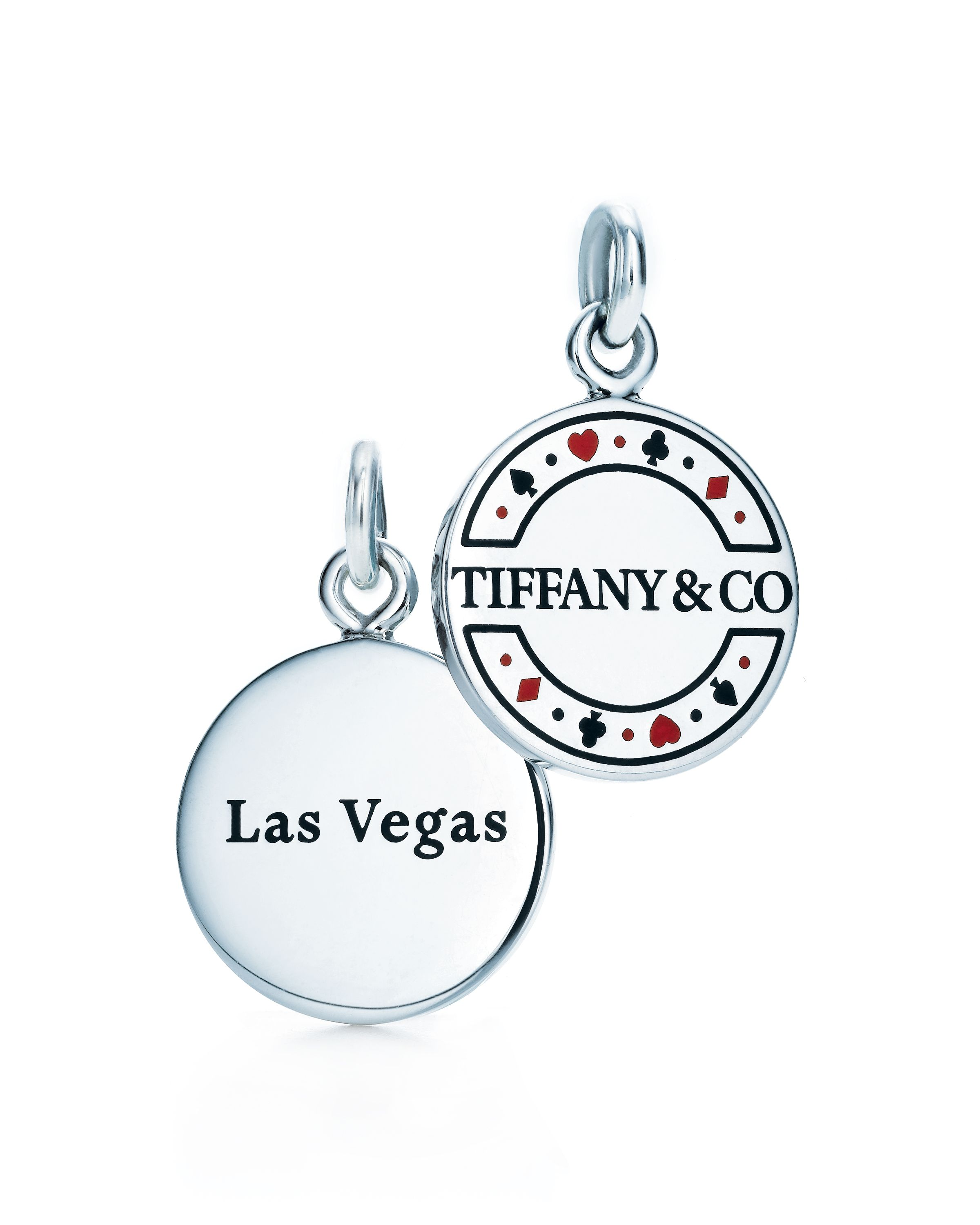 b02d2d690 My first charm (fittingly) - Las Vegas Tiffany & Co. Charm -- This would be  PERFECT for me. We had our honeymoon in Vegas!