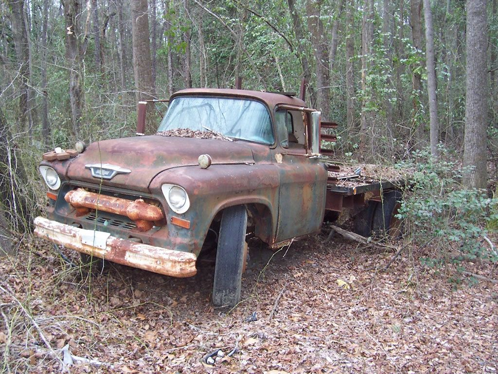 1956 Chevy 6400 Truck 1955 Chevrolet 2 Ton Truck Series 6400