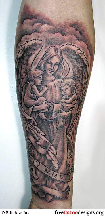 angel tattoos angel wings guardian angel and st michael designs tattoo pinterest tattoo. Black Bedroom Furniture Sets. Home Design Ideas