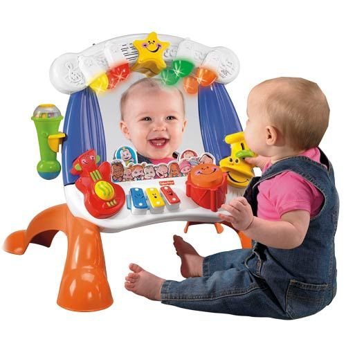 Macik Infant Toys Baby Toys 0 3 Months Carseat Activity Toy