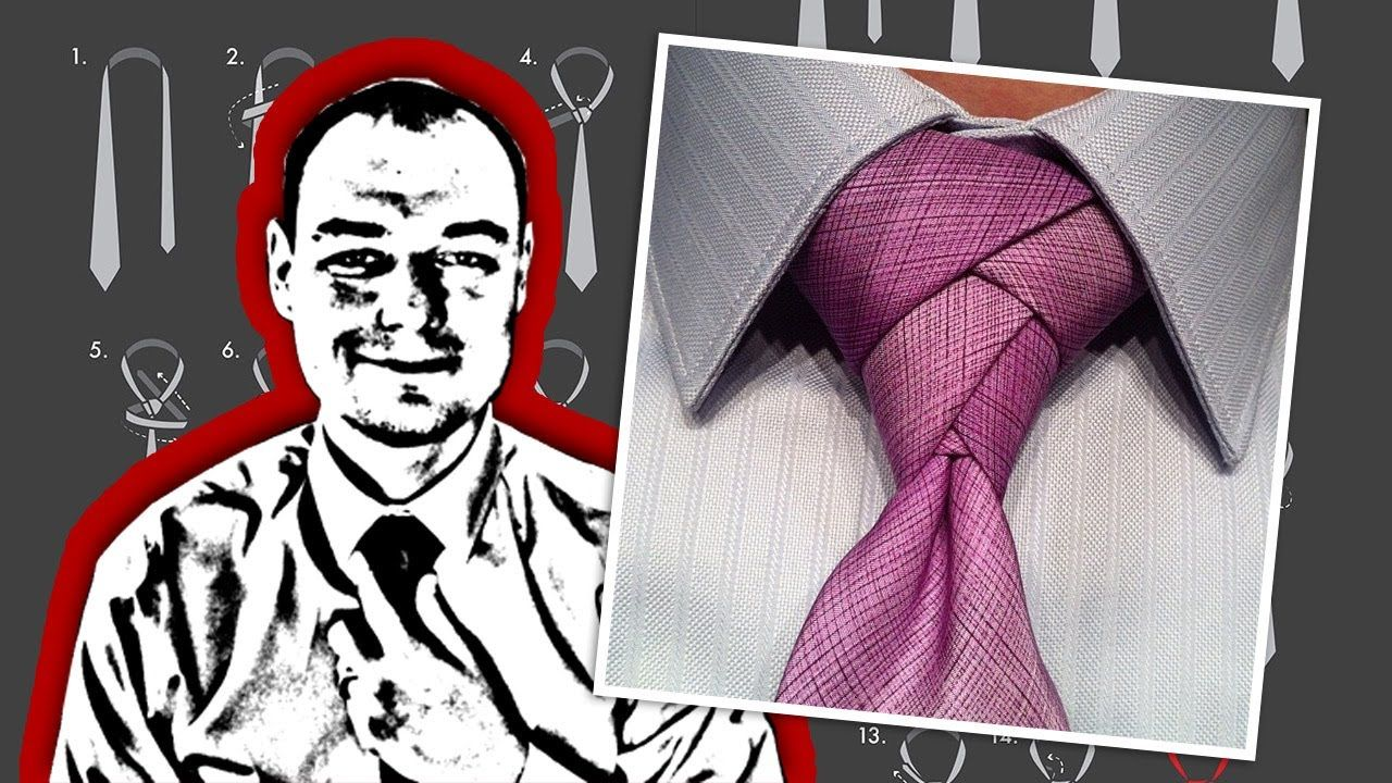 Awesome How To Dress  Tie A Tie  How To Tie A Necktie Eldredge Knot