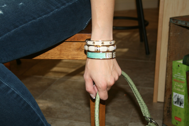 Multi-Layer Fashion Metal Bracelets