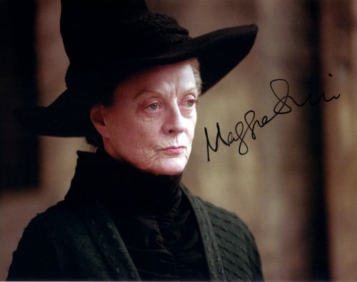 Professor Mcgonagall Maggie Smith Now Pictures