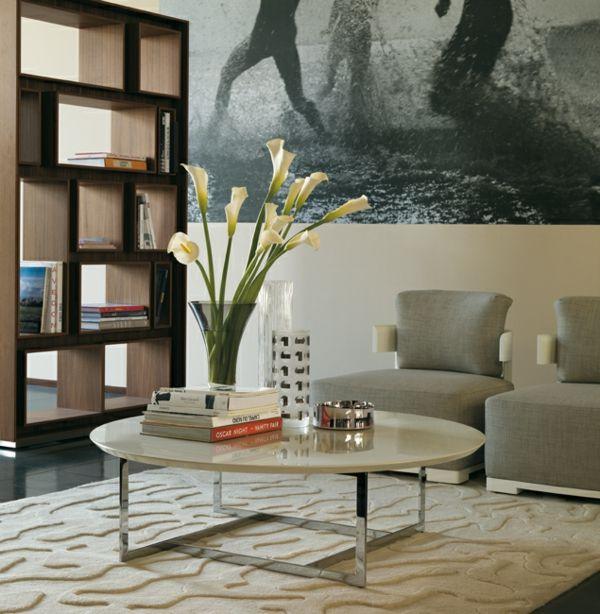 20 Wohnideen Für Ihr Wohnzimmer Couchtisch Design Aus Italien